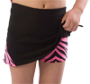 6100AP and 6200AP Pizzazz Animal Print Skirt w/ Boys Cut Briefs