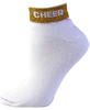 "7020 Pizzazz ""Cheer"" Anklet Sock"