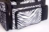 B200AP Zebra Print Multi-SportTravel Bag