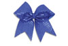 HB830SQ XL Sequin Bow
