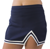 US10 and US 15 Pizzazz A-Line Uniform Skirt