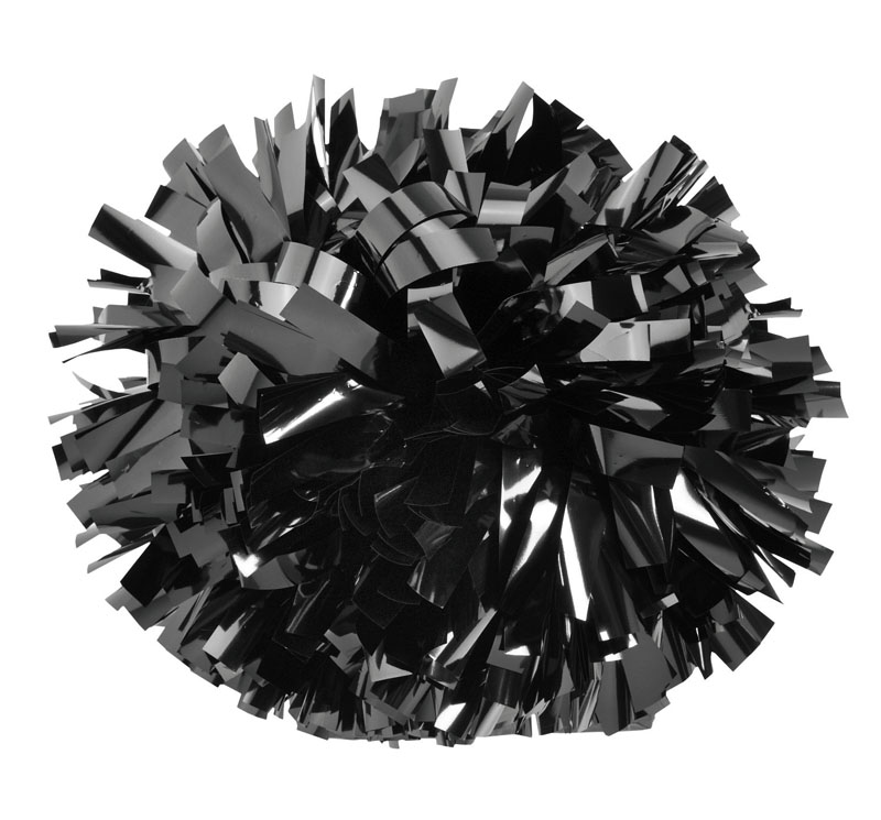 POM6M - Metallic Pom Pom - Click Image to Close