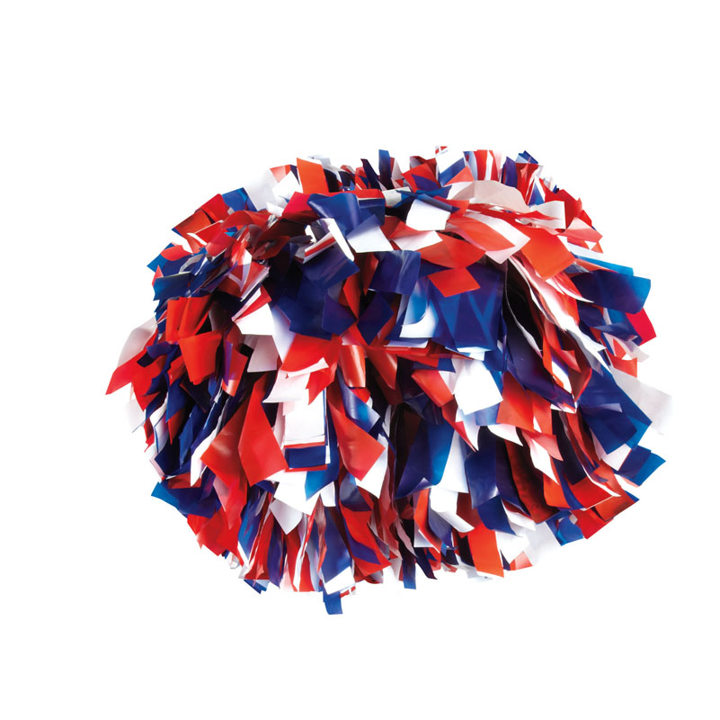 POM6P3 - 3 color Plastic Pom Pom - Click Image to Close
