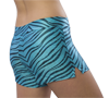 1350ZG and 1450ZG Pizzazz Zebra Glitter Shorts