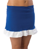 7100 and 7200 Pizzazz Ruffled Skirt w/ Boys Cut Brief