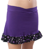 7100SS and 7200SS Pizzazz Superstar Ruffled Skirt w/ Brief