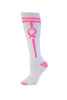 BC8070 Awareness Knee High Stripe Sock
