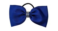 "Pizzazz HB400 3"" solid color XL Tuxedo Bow"