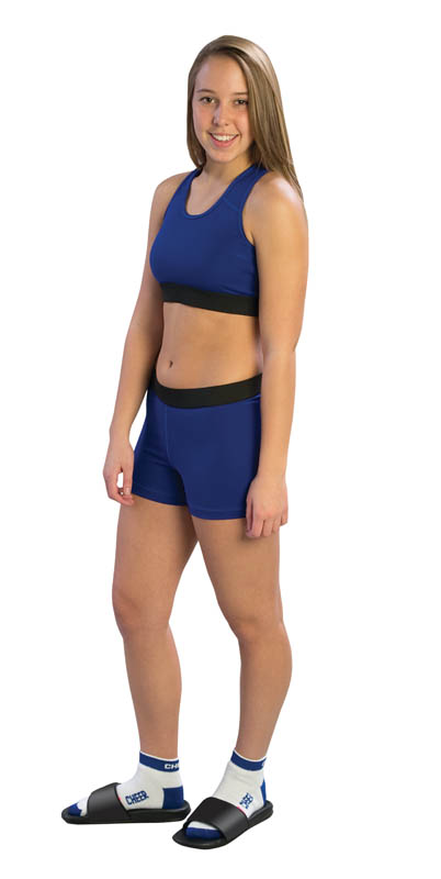 1175 and 1275 Pizzazz Pro Comfort Fit Sports Bra - Click Image to Close