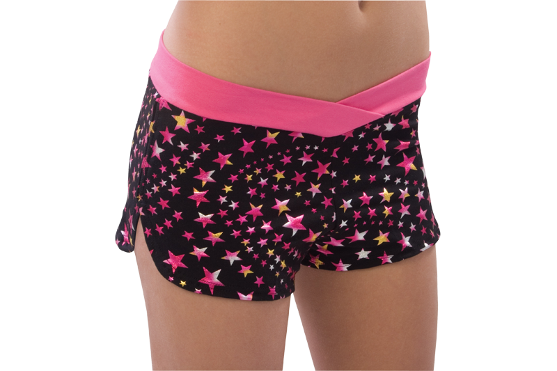 3300SS and 3400SS Pizzazz Superstar Crossover Short - Click Image to Close
